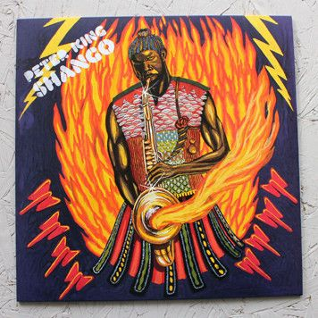 Peter King - Shango - Vinyl