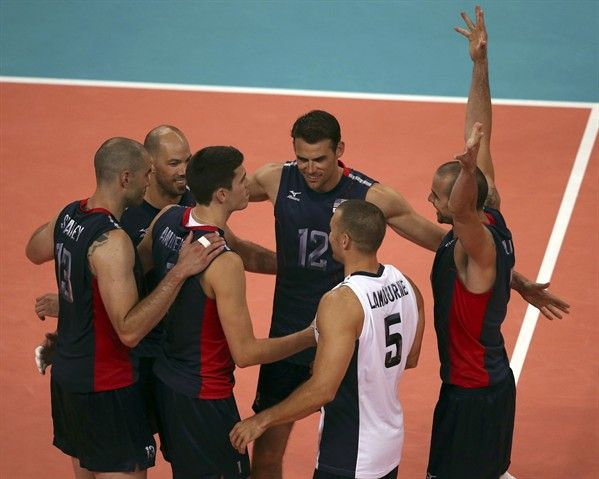 Men S Group B United States Vs Germany Volleyball Slideshows Nbc Olympics Nbc Olympics Olympics Us Olympics