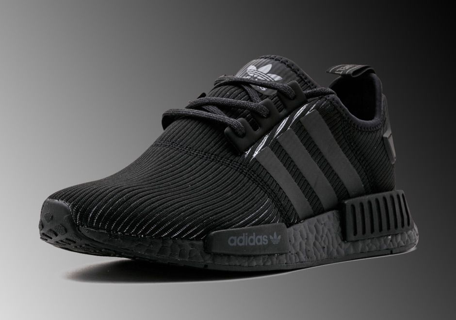 Additive Reverberation musical  adidas NMD R1 Black BY3123 | SneakerNews.com | Adidas nmd r1, Adidas nmd,  Adidas