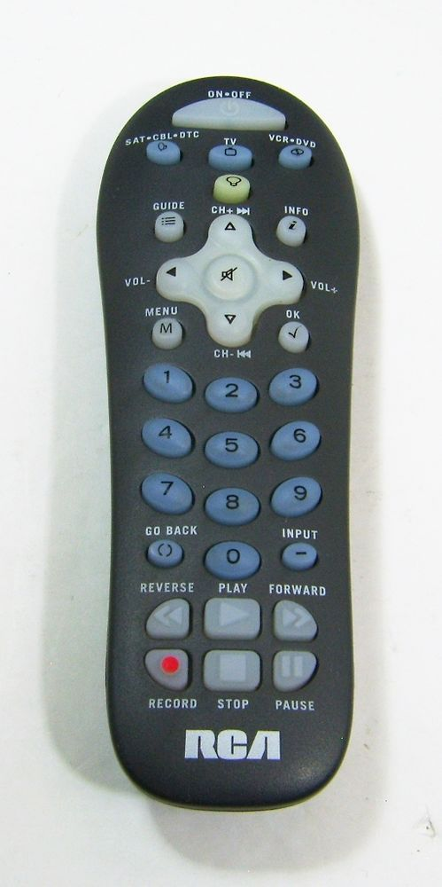 oem rca remote control model rcr312wr electronics pinterest rh pinterest co uk RCA Remote Programming RCA Universal Remote Code List