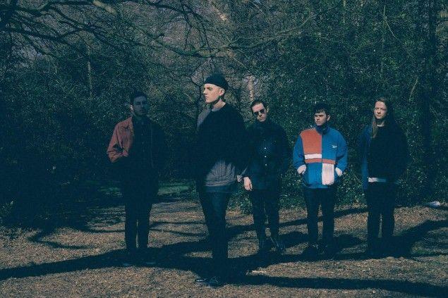 Rain (shoegaze / post-punk / alternative) release Debut EPWithGuitars