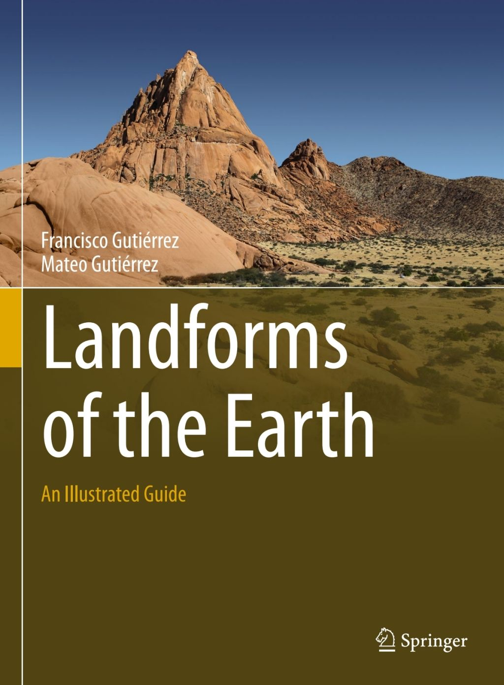 Landforms Of The Earth Ebook In