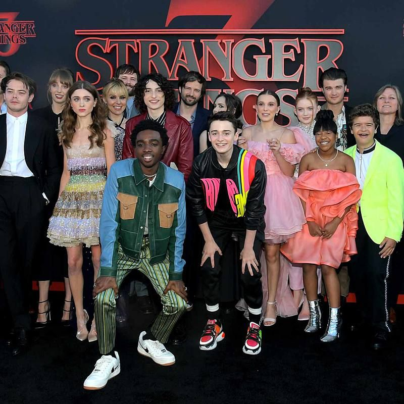 Darsteller Stranger Things