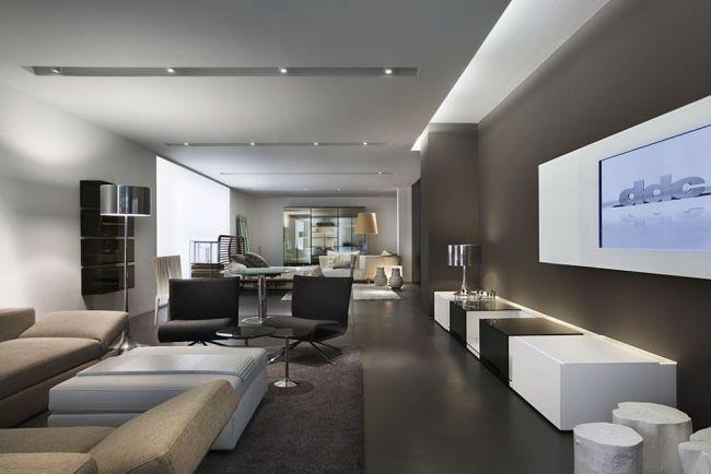 http\/\/wohnideenminimalisti\/wohnzimmer\/moderne - abgeh ngte decke wohnzimmer