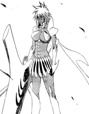 Bleach Halibel Release Form Read High Quality Bleach Manga On