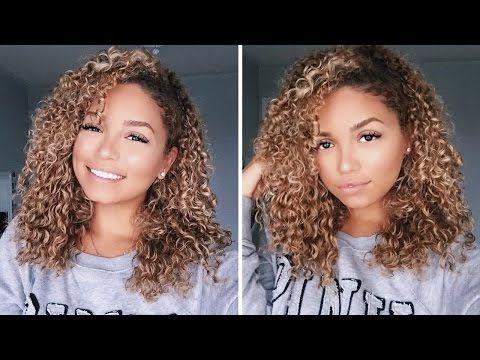 3 super easy hairstyles for 3b/3c curly hair  bella kurls