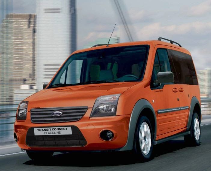 2014 Ford Transit Connect Blackline With Images Ford Transit