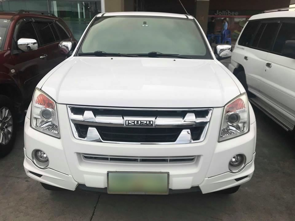 2012 Isuzu Dmax In 2020 With Images Body Diesel Body Types