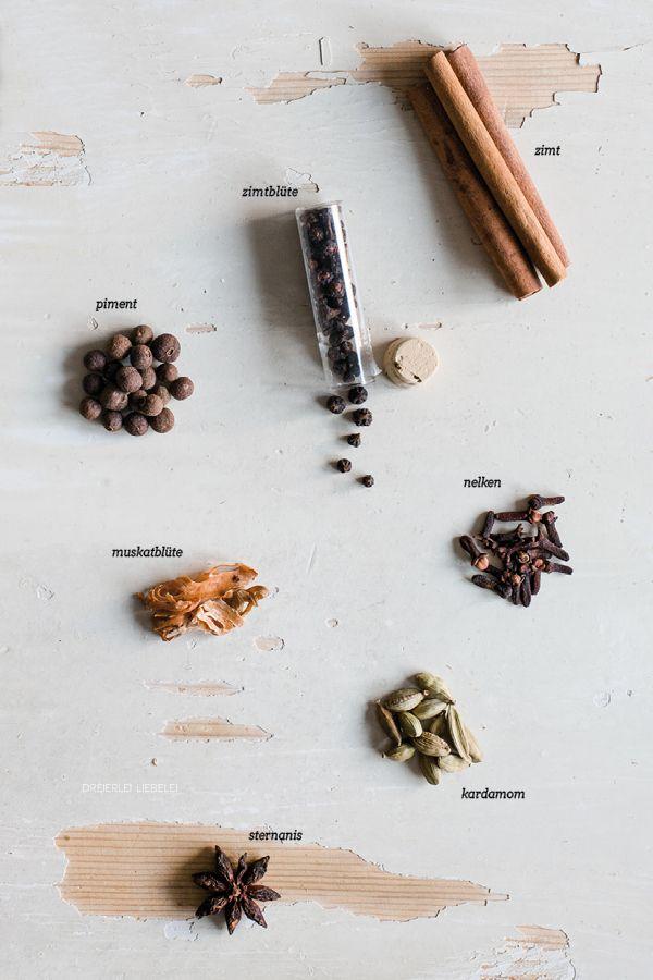Lebkuchengewürz selbstgemacht + Geschenke aus der Küche Round-up - geschenke für die küche