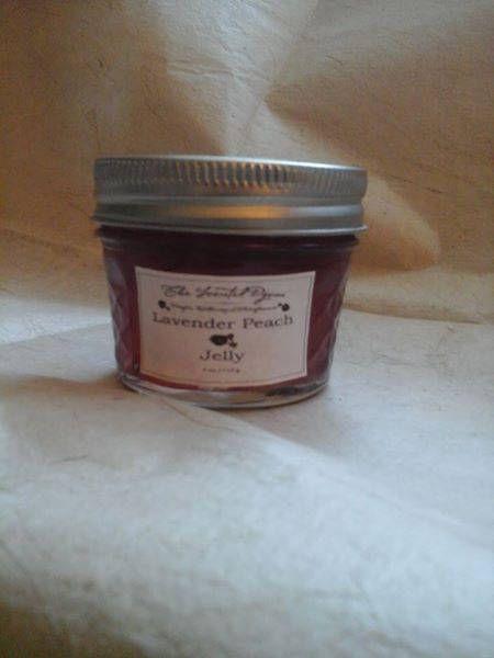 Lavender Peach Jelly