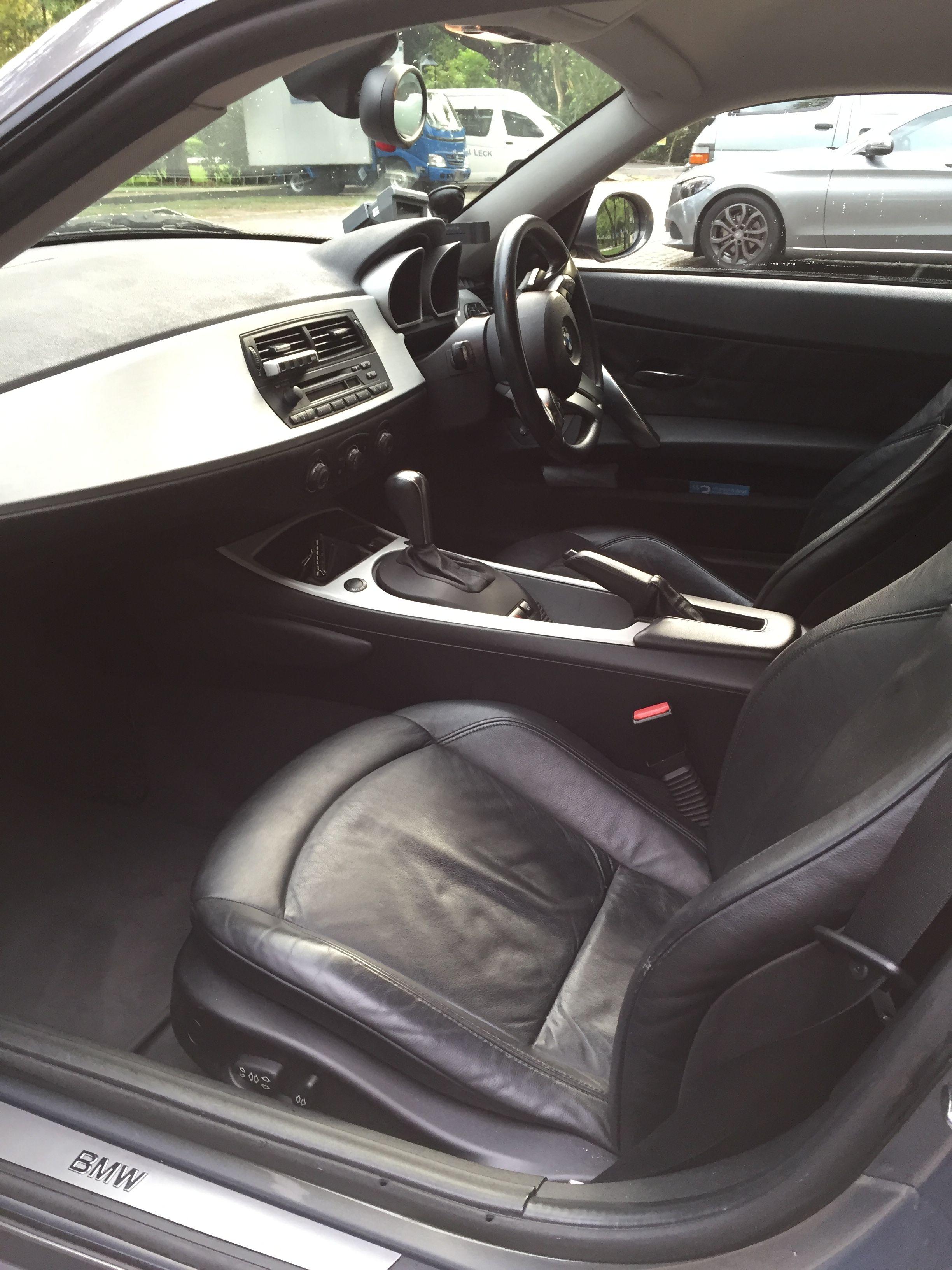 2007 BMW Z4 3.0si Coupe XL