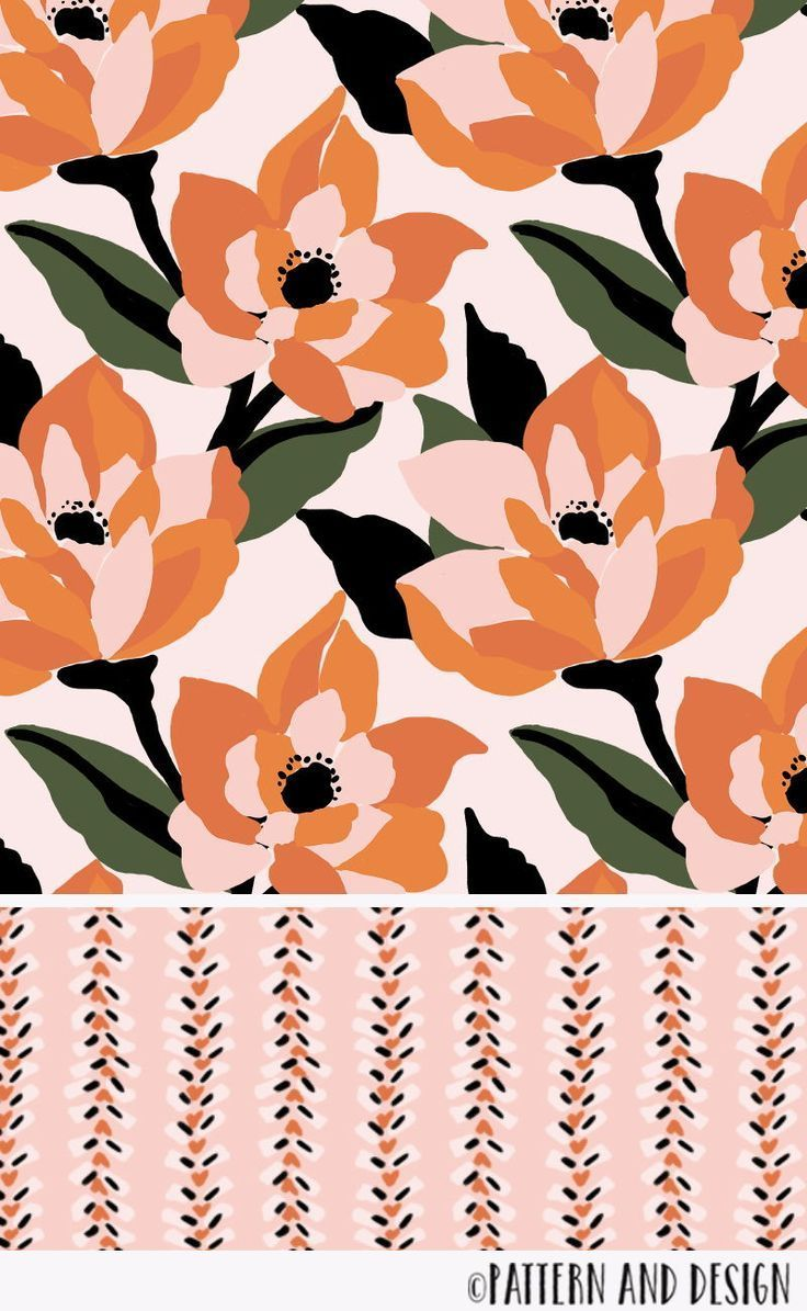 Pattern and Design. Learn to create surface pattern designs - Surface pattern design by Pattern and Design from the Poppy Collection #patternanddesign #surfacepat - #Create #design #designclothes #designhandbags #Designs #illustrationdesign #infographicdesign #layoutdesign #Learn #packagingdesign #pattern #patterndesign #surface