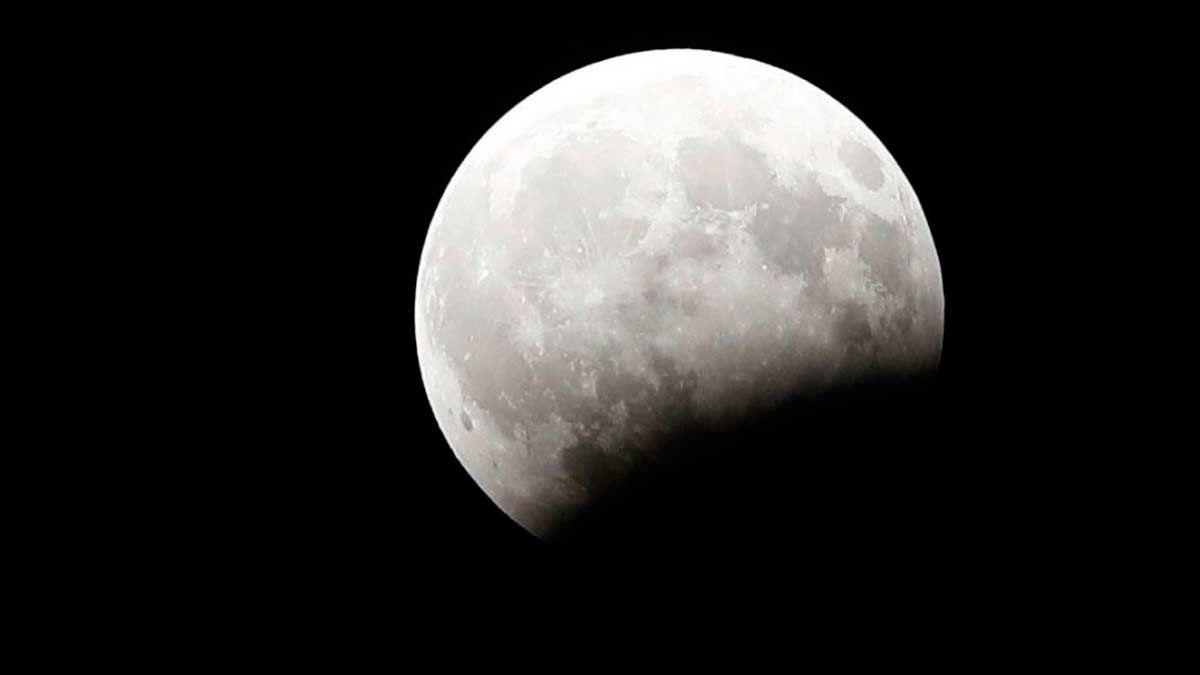 que es un eclipse lunar <a href=