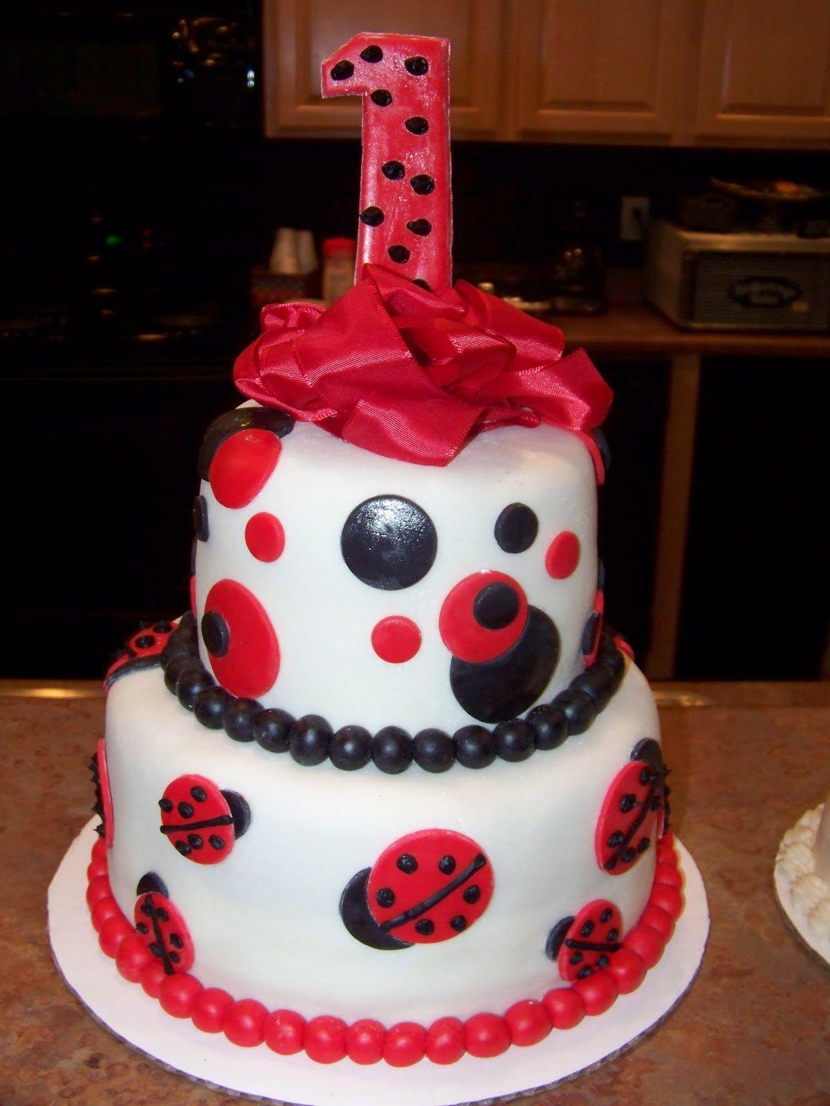 Superb Monster High Lady Bug Birthday Cake Cool Birthday Cakes Personalised Birthday Cards Veneteletsinfo
