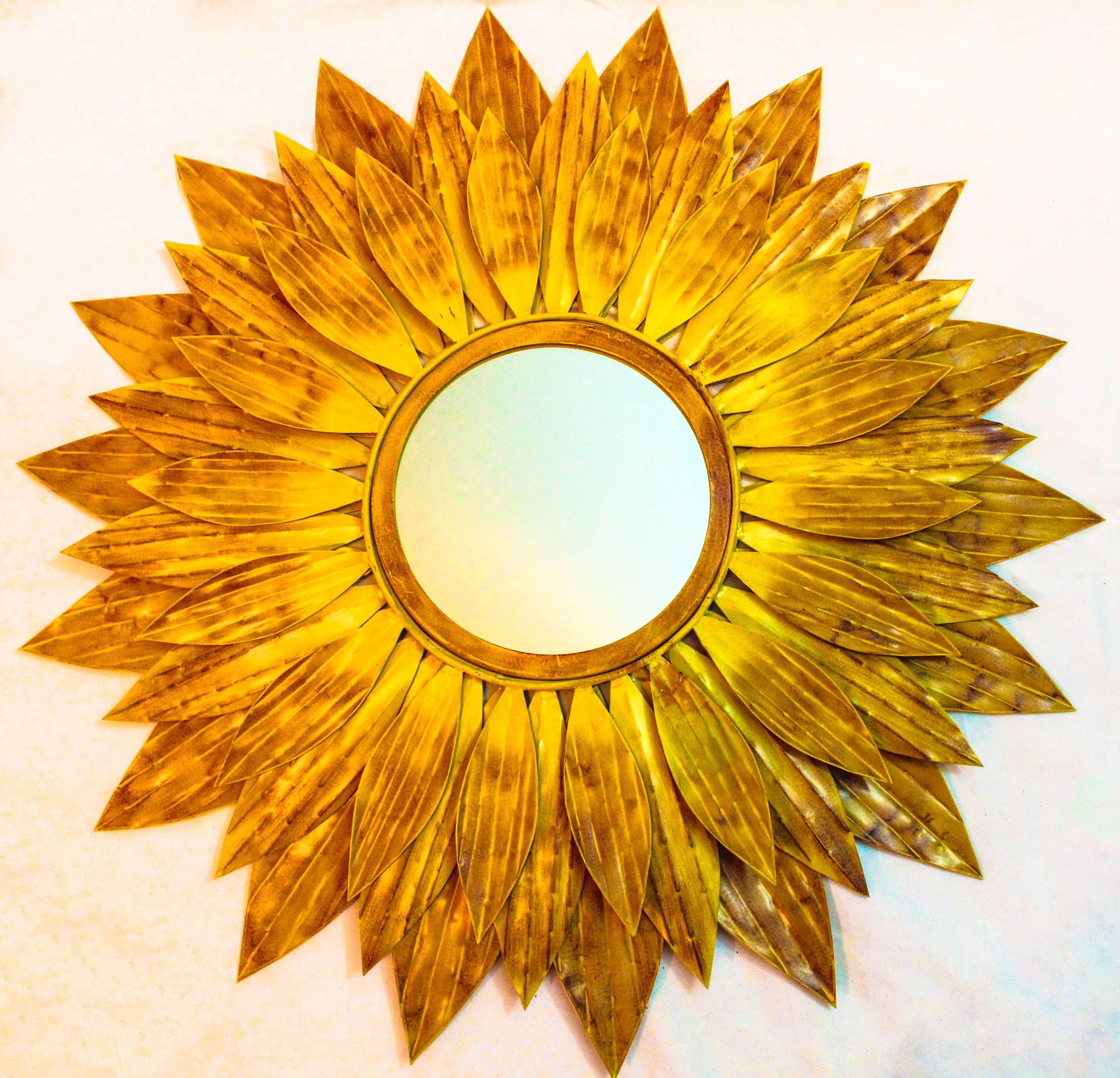 Surya Mirror, Metal