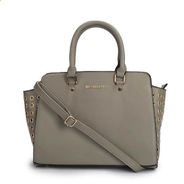 #MichaelKorsBags Biggest sale of the season. Michael Kors Selma Top-Zip  Grommet Large �� Michael Kors Handbags DiscountMichael ...