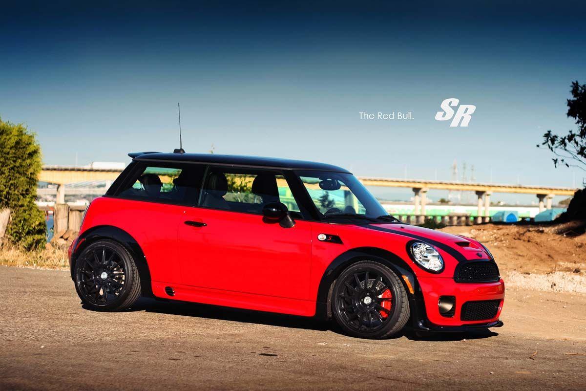 Mini Cooper S Red