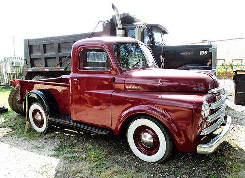 1949 Dodge Pickup Truck East End Houston Texas 0410111603 Dodge Pickup Classic Cars Trucks Old Pickup Trucks