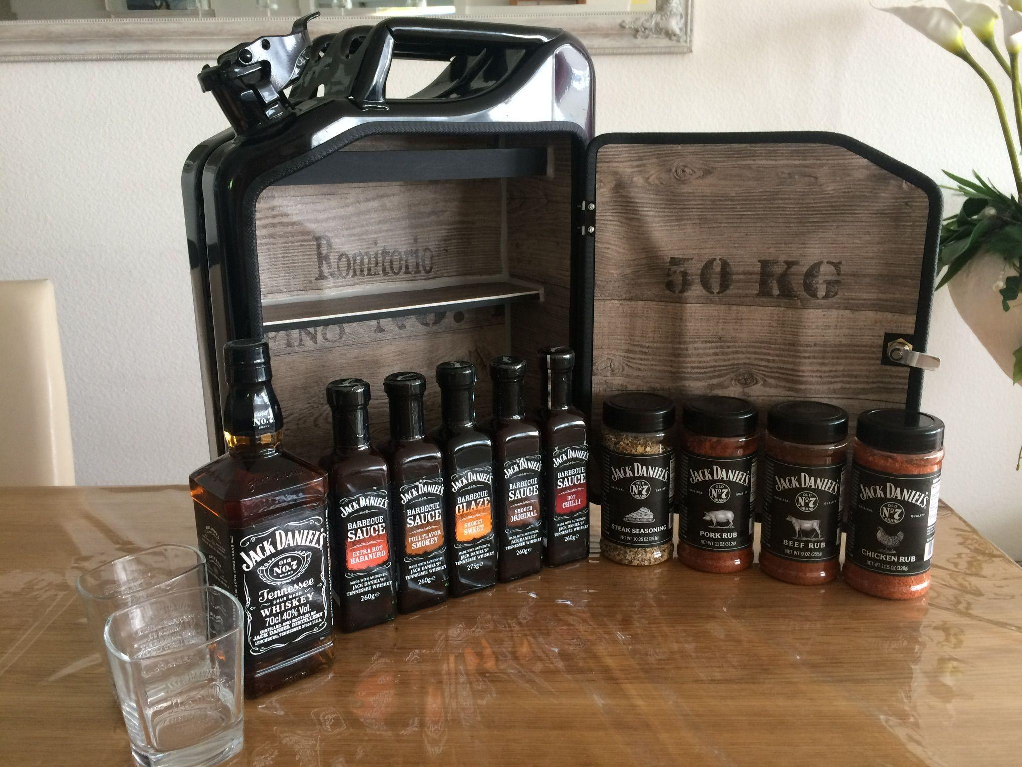 Verkaufte Kanister Kanister Whisky Spender Und