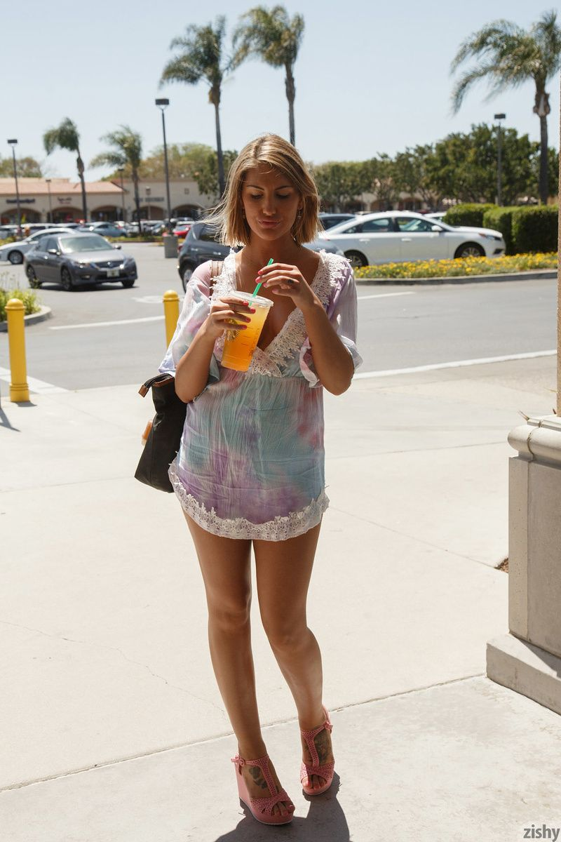 August Ames From Head To Toe
