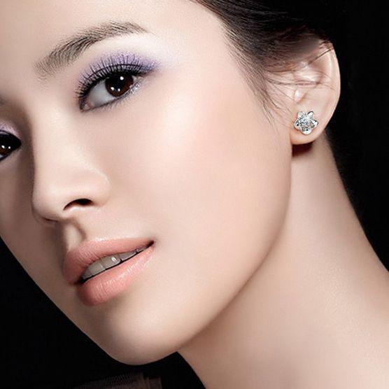 Zrhua trendy women daily wear zircon crystal aaa office
