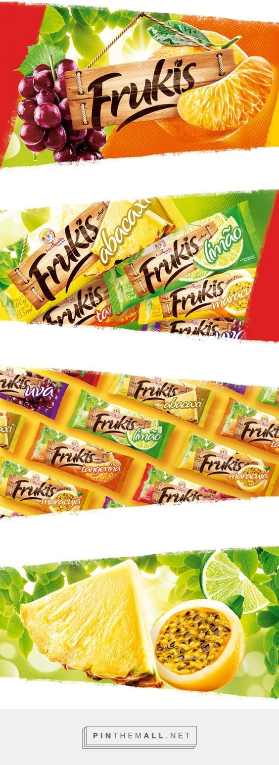 Frukis - Packaging of the World - Creative Package Design Gallery - http://www.packagingoftheworld.com/2017/01/frukis.html