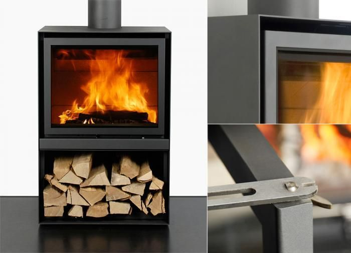 10 Easy Pieces Freestanding Wood Stoves Gardenista Wood Stove Wood Burning Stove Wood Heater