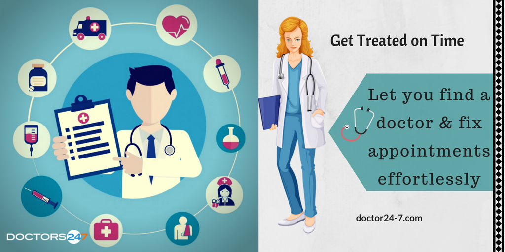 Book a Doctor's Appointment online today! Doctors247