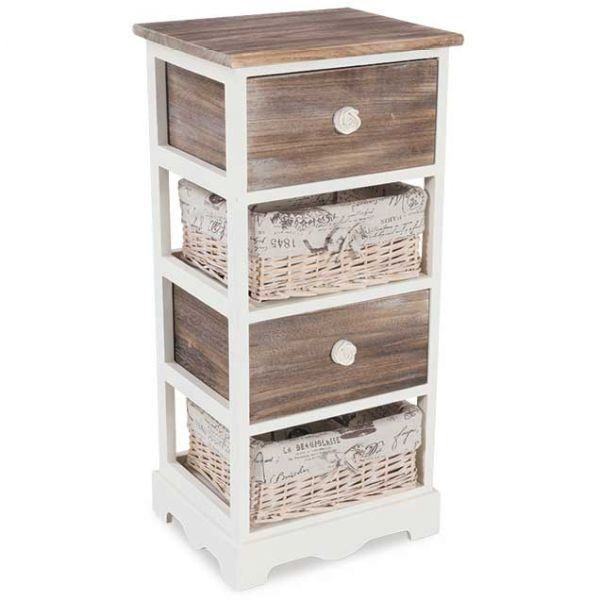 White Four Drawer Cabinet By Cambridge Home Is Now Available At American  Furniture Warehouse. Shop