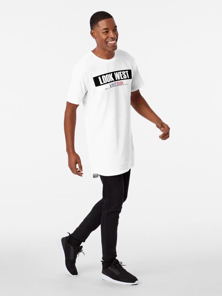 Kanye Vision Look West Essential T Shirt By Lifestylevader T Shirt Funny Shirts Shirts