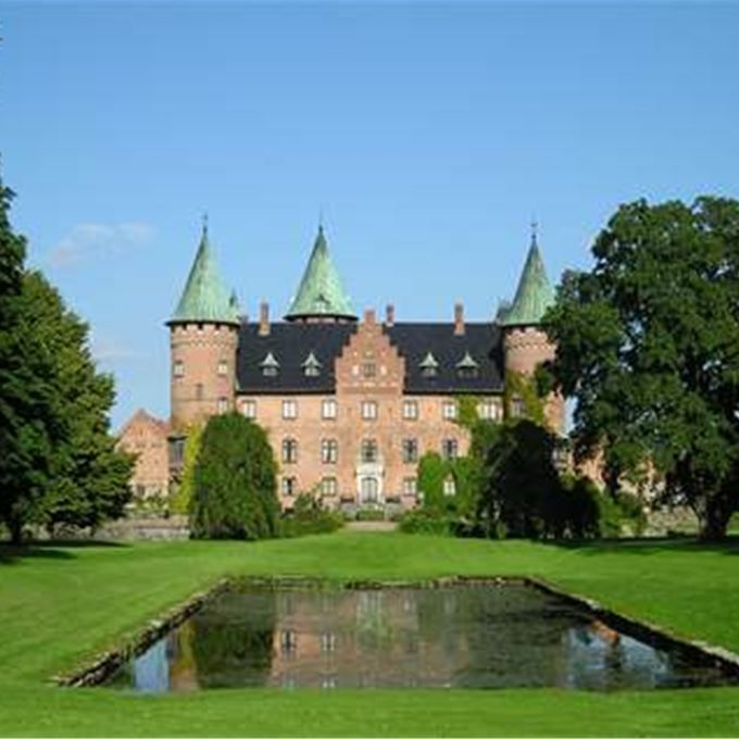 Trolleholm Slott, Översikt, Slott/borgar, Söderåsen