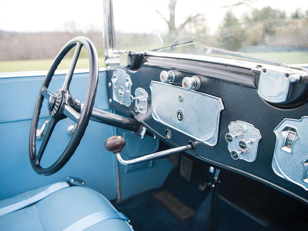 Cord L 29 Cabriolet - 1930