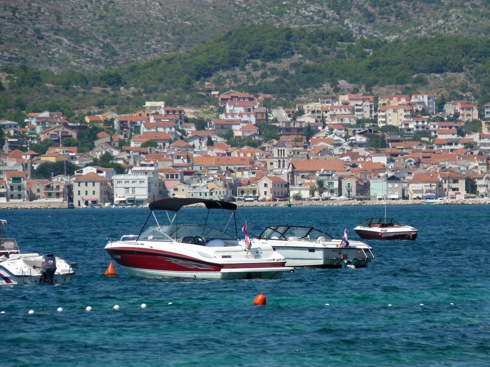 #Sportboote #Meer Kroatien