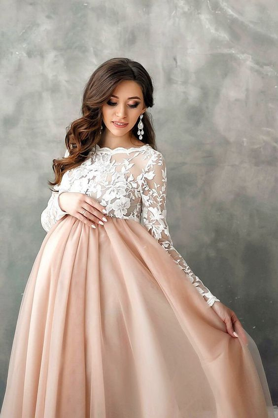 Dresses For Pregnant Ladies Pinterest Dresses For Pregnant Women Maternity Long Dress Maternity Ball Gowns