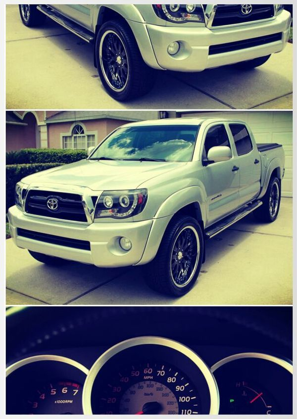 """""Very_clean_2006 Toyota Tacoma PreRunner V6//4X4-4.0L V6 EFI"""" in Syracuse, NY (sells for $2,000)"