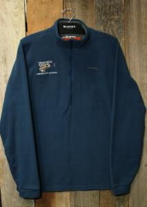 b3495d5fe Simms Waderwick Thermal Top is available in Navy with the Dragonfly ...
