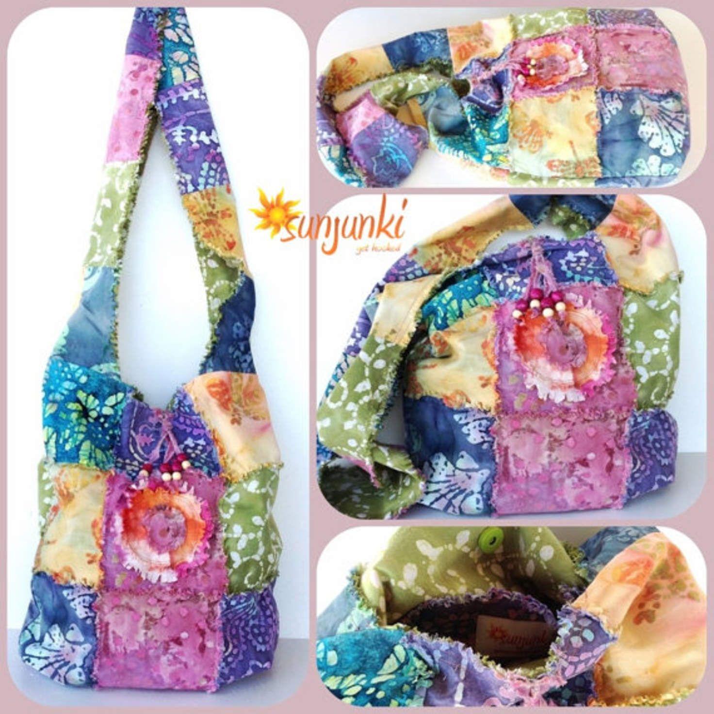Hippy Satchel, Hobo Bag, One Of A Kind, School Bag, Shoulder Bag, Purse, Beach Bag, Diaper Bag, Hippie, Gypsy, Travel, Tie Dye Bag