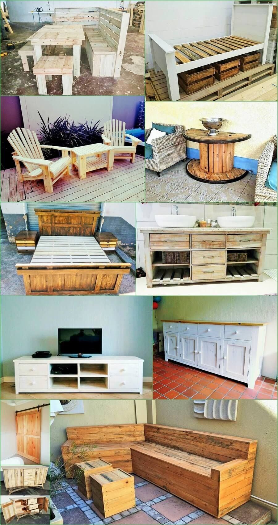 Awesome Pallet Projects That You Can Try
