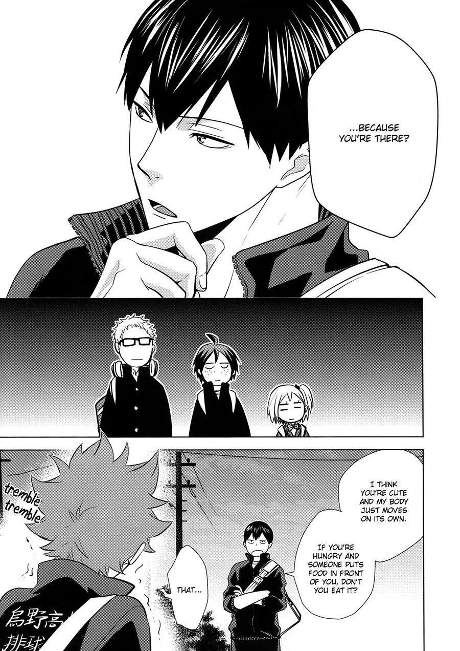 Pin On Anime Guys One random match in hinata shouyou ignited a crazy love of volleyball. pinterest