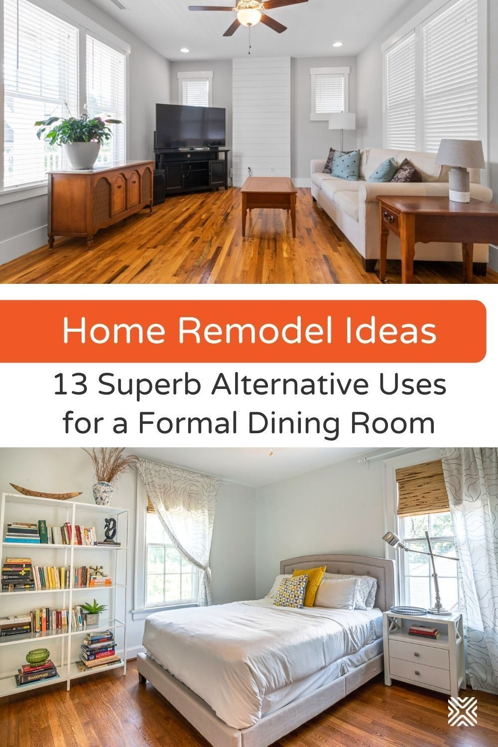 Alternative Uses For Your Formal Dining Room 13 Awesome Ideas In 2021 Dining Room Small Living Room Alternative Uses Dining Room Alternative Dining room into bedroom