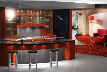 Diseño De Cocinas Integrales El espacio que se le considera como el