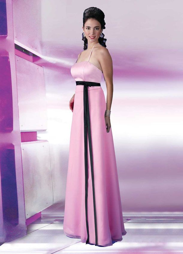 Da Vinci Bridesmaid 9157 Fabric Satin #timelesstreasure | Bridesmaid ...