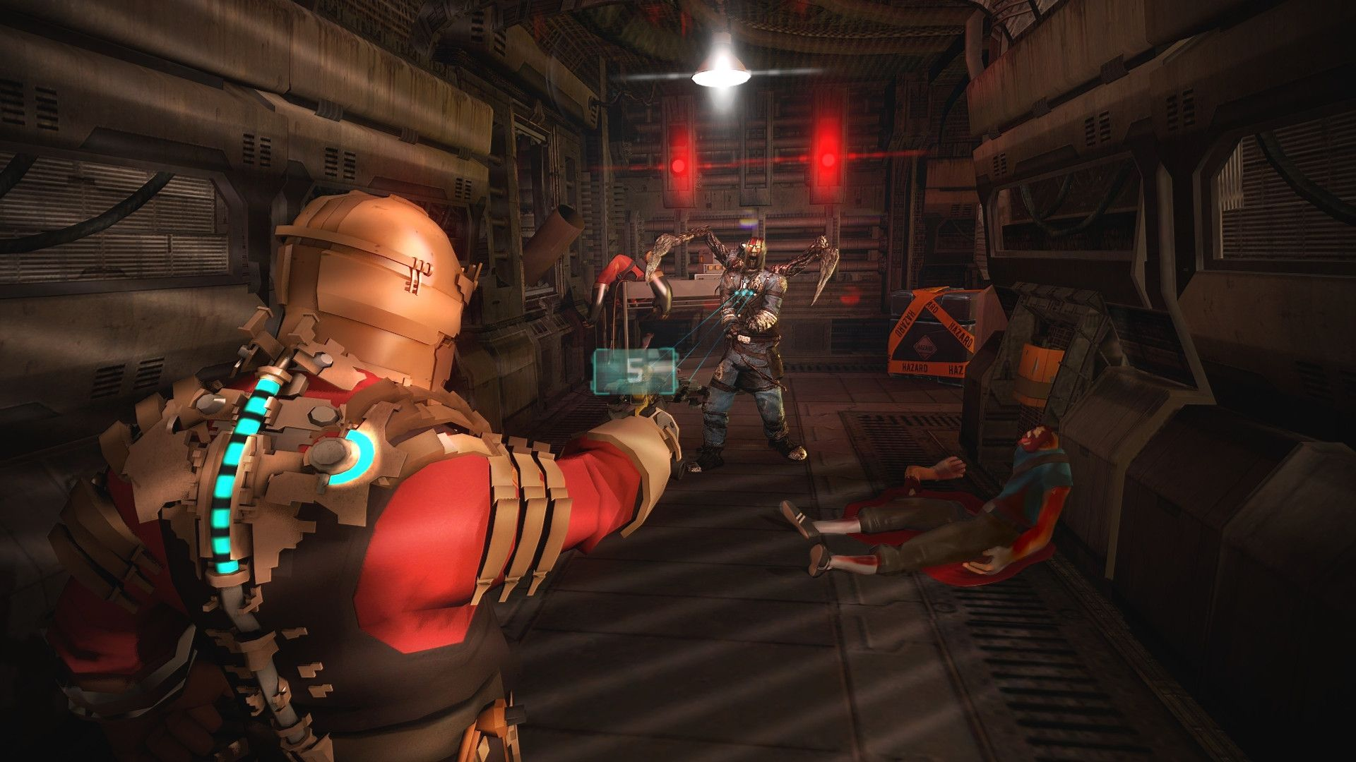 Dead Fortress (Team Fortress 2 x Dead Space)