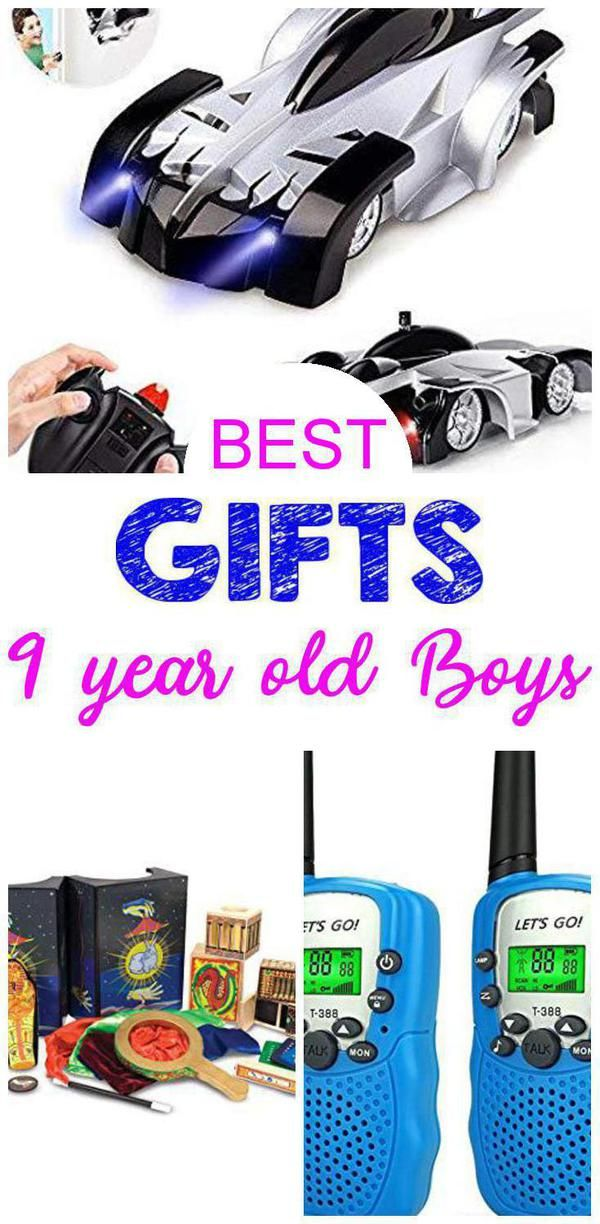 Best Gifts for 9 Year Old Boys 2019 | 9 year olds, Tween ...