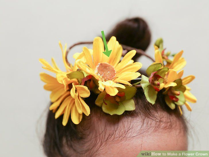 How to Make a Flower Crown 3b81ce35d57