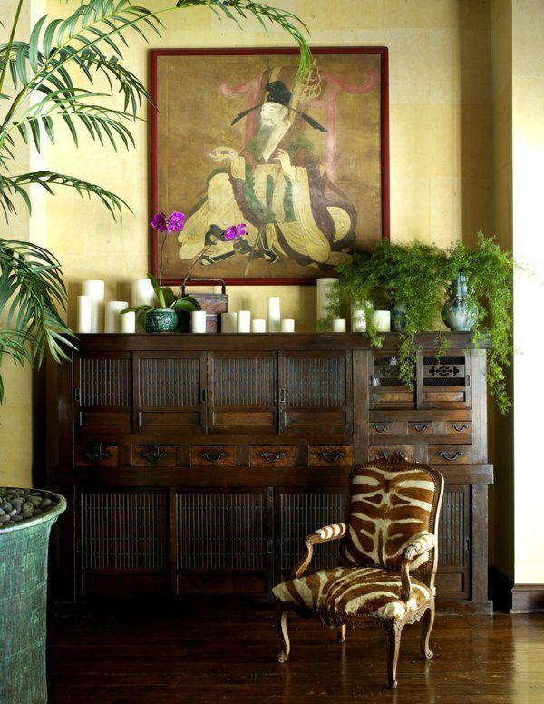 kolonialstil möbel holz antikmöbel | Wohnen | Pinterest ...