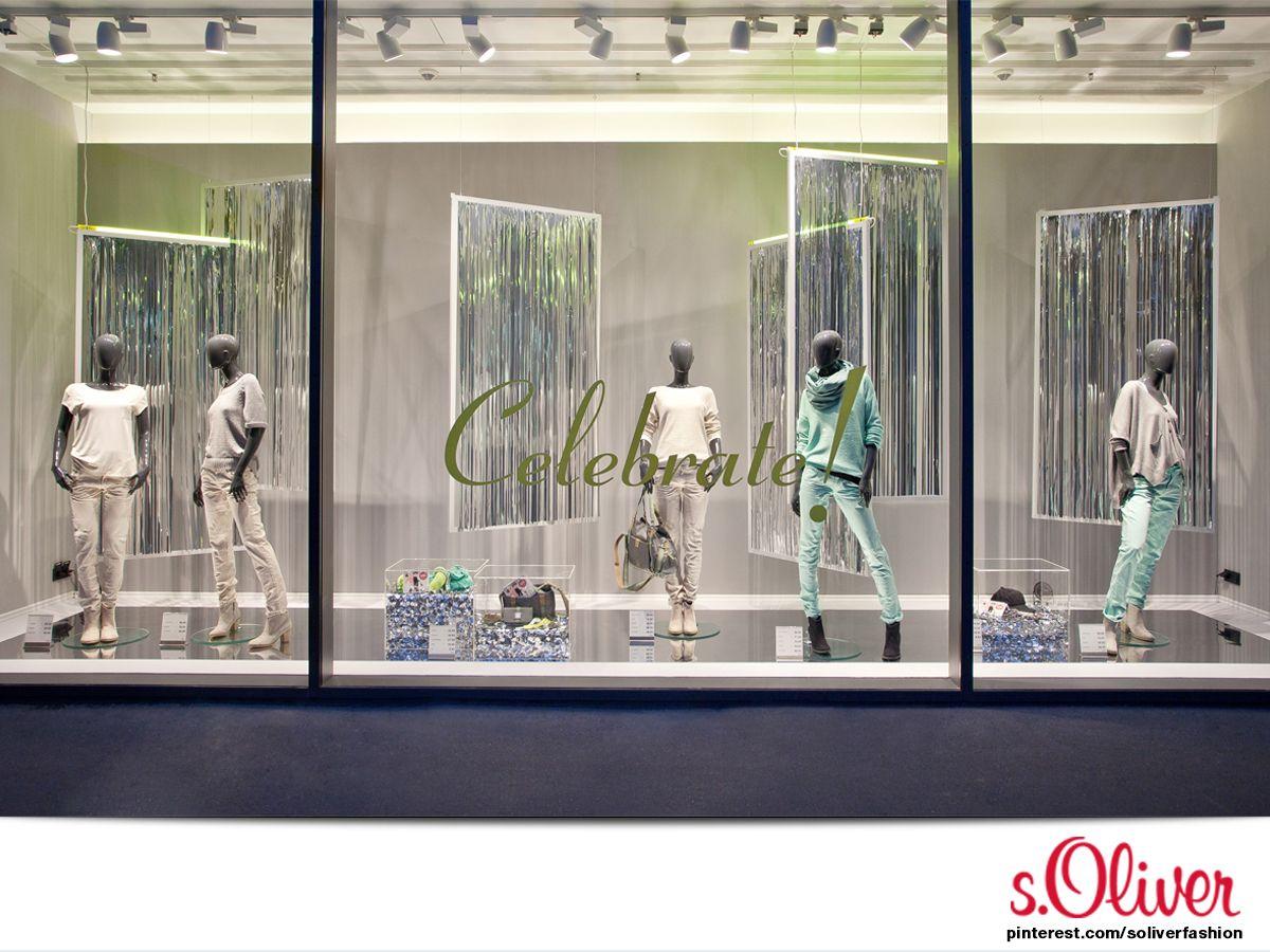 super popular 034e7 c2115 s.Oliver Visual Merchandising