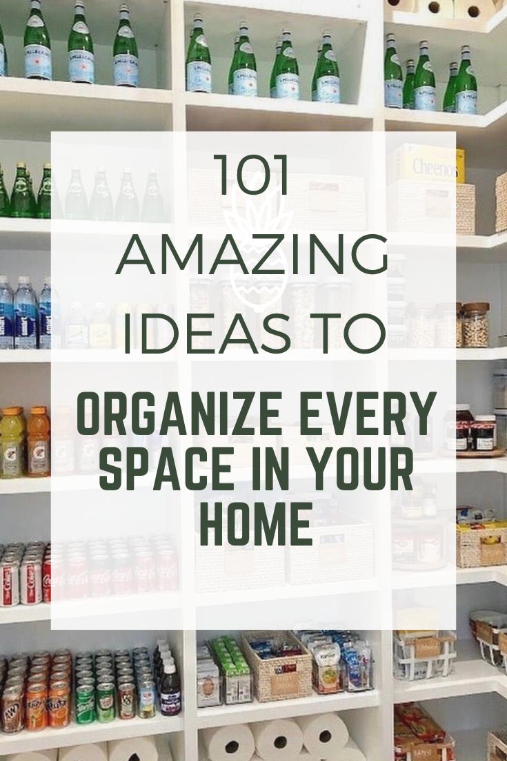 105 Genius Home Organization Ideas Home Organization Dollar Store Diy Organization Organization