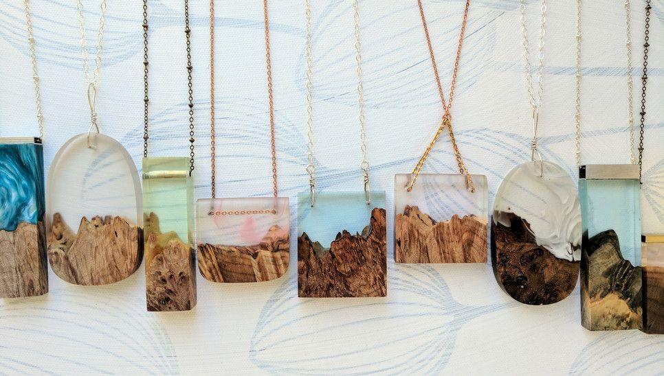 Photo of Handmade Jewelry by artist Rosa Murillo