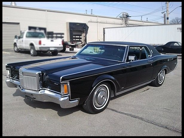 1971 Lincoln Continental Mecum Auctions Lincoln Continental Mecum Auction Auction